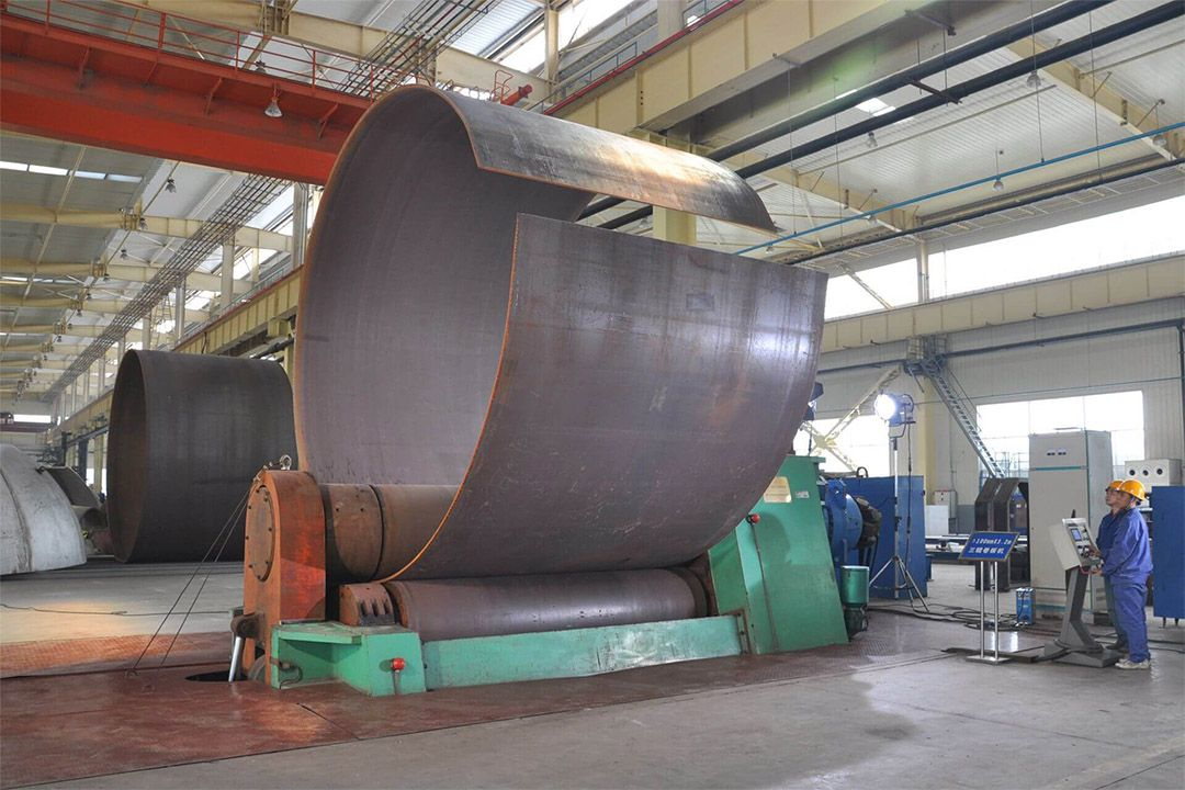 Wind Turbine Tower Steel Wind Turbine Tower Manufacturer