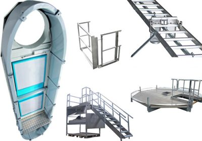 wind tower doors & wind tower stairway & wind tower platform & wind tower ladder & wind tower railling