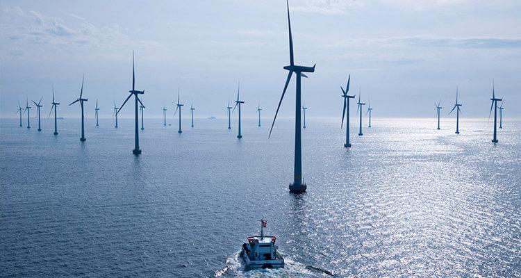 European wind farm