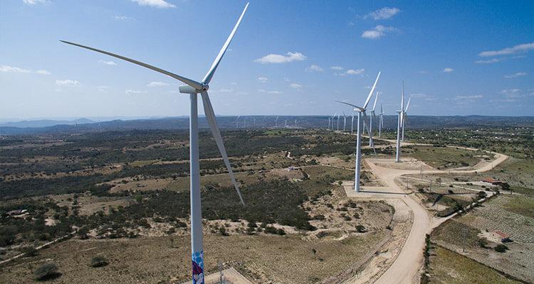 Brazil wind farm