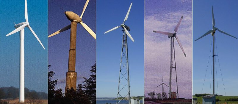 Wind Turbine Tower Types: 3 Main Types Comparison | Pros And Cons