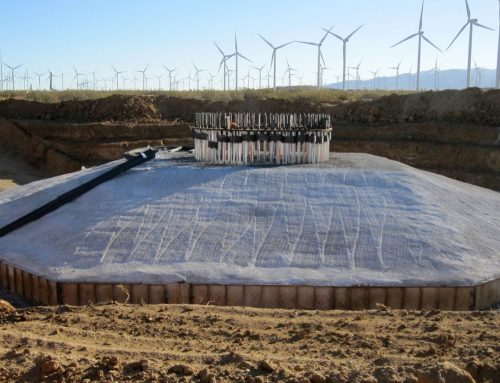Wind Turbine Foundation: 5 Foundation Types Explained For Onshore Wind Turbine